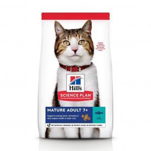 Hill's Feline Mature Adult 7+ Tuna 10 kg