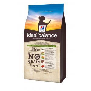 Hill`s™ Ideal Balance™ Canine Adult NO GRAIN Tuna & Potato 12kg