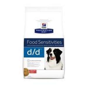 Hill's Prescription Diet Canine d/d Salmon & Rice 12kg