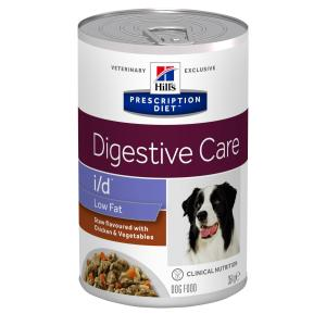 Hill's Prescription Diet Canine Stew i/d Low Fat with Chicken, Rice & Vegetables 354g
