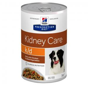 Hill's Prescription Diet Canine Stew k/d with Chicken & Vegetables 354g