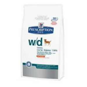 Hill's Prescription Diet Canine w/d with Chicken 4kg