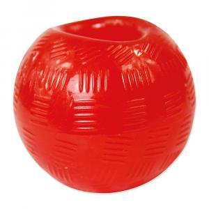 Hračka DOG FANTASY míček gumový červený 6,3 cm