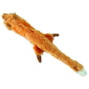 Hračka DOG FANTASY Skinneeez liška