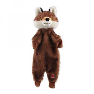 Hračka DOG FANTASY Skinneeez liška plyšová 50 cm