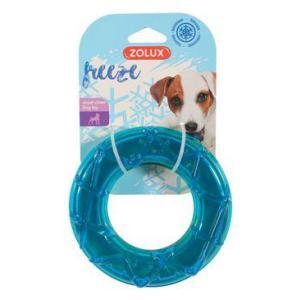 Hračka pes TPR Freeze kruh 13cm Zolux