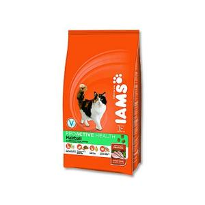 IAMS Hairball Control rich in Chicken 2,55 kg