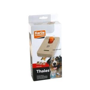 Interaktivní dřevěná hračka THALES 22x12cm