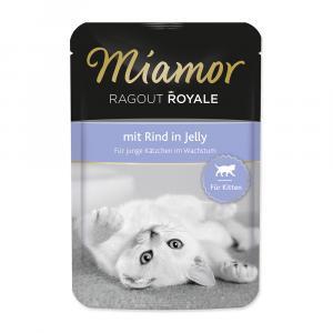 Kapsička MiamorRagout Junior hovězí 100g