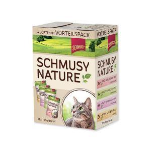 Kapsičky Schmusy Nature's Menü multipack 1200 g