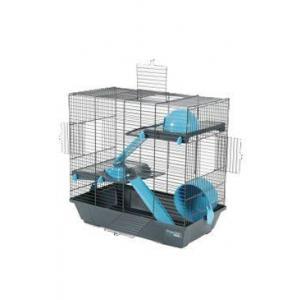 Zolux Klec pro křečka Indoor 50 Duplex modrá