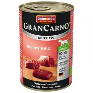 Konzerva ANIMONDA Gran Carno SENSITIV - hovězí 400g