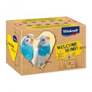 Krabice na přenos ptáků