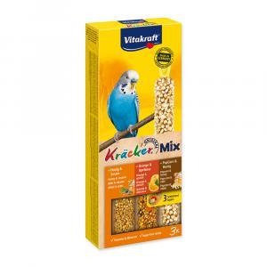 Vitakraft Kracker Sittich Combi na přepeření pro andulky 3ks