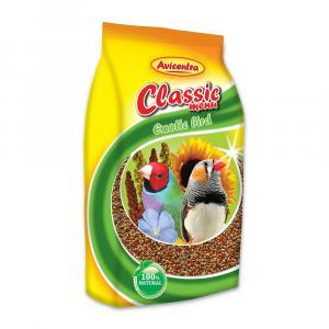Krmivo AVICENTRA standart pro drobné exoty 1kg