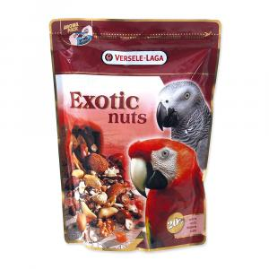 Krmivo Exotic směs ořechy, obilovin a semen pro velké papoušky 750g