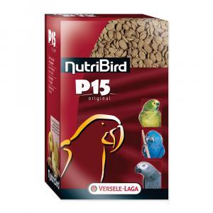 Krmivo NutriBird P15 Original pro velké papoušky 1kg