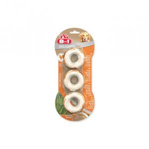 Kroužek žvýkací Delights 3ks