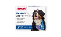 Ilustrační obrázek BEAPHAR Line-on IMMO Shield pre psov L