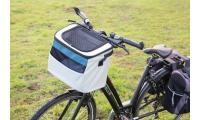 Ilustrační obrázek Beeztees Taška na bicykel pre psov do 10 kg