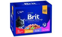 Ilustrační obrázek BRIT Premium Cat Family Plate 12 x 100g