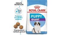 Ilustrační obrázek ECO PACK Royal Canin Giant Puppy 2 x 15 kg NEW
