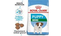 Ilustrační obrázek ECO PACK Royal Canin Mini Puppy 2 x 8 kg NEW