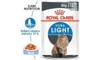Ilustrační obrázek ECO PACK Royal Canin Ultra Light in Jelly 12 x 85g