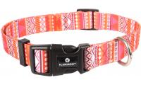 Ilustrační obrázek Flamingo Obojok pre psov nylon SYB 40-55cm x 20mm
