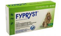 Ilustrační obrázek Fypryst Spot-on Dog M sol 1x1,34ml (10-20kg)