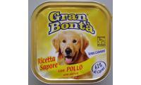 Ilustrační obrázek GRAN Bonte paštéta s kuracím mäsom pre psov 150g