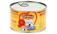 Ilustrační obrázek GRAND EXTRA - kuracie kúsky pre šteňatá 405 g