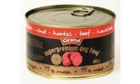 Ilustrační obrázek GRAND Hovädzie - DOG 405 g