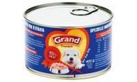 Ilustrační obrázek GRAND Špeciálna zmes pre šteňatá 405 g