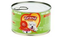 Ilustrační obrázek GRAND Šteňa menu 405 g