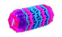 Ilustrační obrázek Hračka DOG FANTASY TPR Dental ružová 13,7 cm