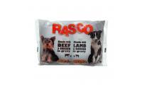Ilustrační obrázek Kapsičky RASCO Dog s kuracím a hovädzím / s jahňacím a kuracím 4 x 100g