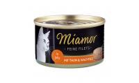 Ilustrační obrázek Konzerva MiamorFilet tuniak + prepeličie vajcia 100g