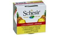 Ilustrační obrázek Konzerva SCHESIR Fruit kuracie + ananás