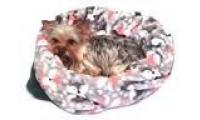 Ilustrační obrázek Maryse pelech 3v1 pre psov, zelený / líška, veľkosť XL