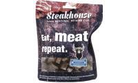Ilustrační obrázek Meatlove Steakhouse Beef Chunks 80 g