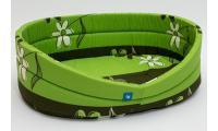 Ilustrační obrázek PROFIZOO Pelech štandard 80 zelená kvietok (bav)