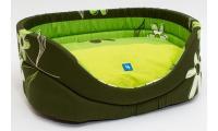 Ilustrační obrázek PROFIZOO Pelech Wasty 80 zelená kytka (bav)