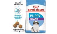 """Ilustrační obrázek Royal Canin Giant Puppy 15 kg NEW + """"šampón Alavis"""" + DOPRAVA ZADARMO"""