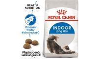 Ilustrační obrázek Royal Canin Indoor Longhair 10kg + DOPRAVA ZDARMA