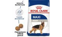 Ilustrační obrázek Royal Canin Maxi Adult 15kg + DOPRAVA ZDARMA