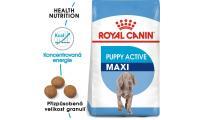 Ilustrační obrázek Royal Canin Maxi Junior Active 15 kg