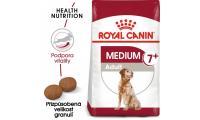 """Ilustrační obrázek Royal Canin Medium Adult 7+ 15kg + """"šampón Alavis"""" + DOPRAVA ZADARMO"""