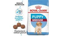 Ilustrační obrázek Royal Canin Medium Puppy 1 kg