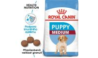 Ilustrační obrázek Royal Canin Medium Puppy 15 kg